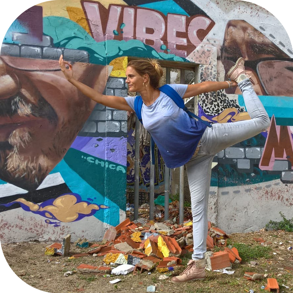 Yogadocente Michelle